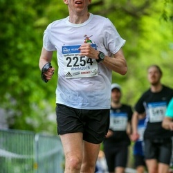 Helsinki Half Marathon - Charles Tippleston (2254)