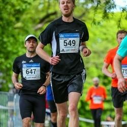 Helsinki Half Marathon - Mikael Hästö (549)