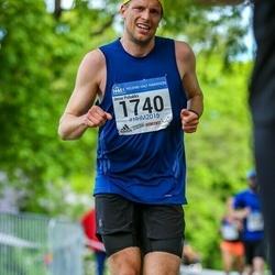 Helsinki Half Marathon - Jesse Puhakka (1740)
