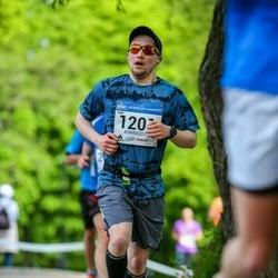 Helsinki Half Marathon - Marko Linnapuomi (1201)