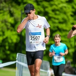 Helsinki Half Marathon - Michal Vysinsky (2507)