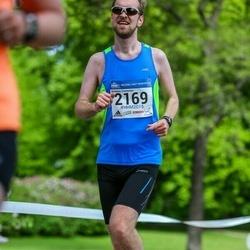 Helsinki Half Marathon - Kristian Svensson (2169)