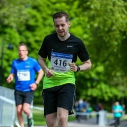 Helsinki Half Marathon - Mikko Heinonen (416)