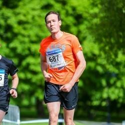 Helsinki Half Marathon - Antti Kallio (687)