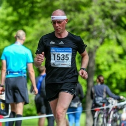 Helsinki Half Marathon - Mika Nylander (1535)