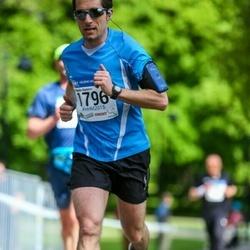 Helsinki Half Marathon - Fernando Ramirez (1796)