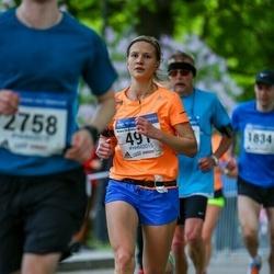 Helsinki Half Marathon - Noora Hostikka (491)