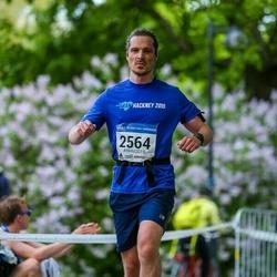 Helsinki Half Marathon - David Cahill (2564)