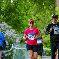 Helsinki Half Marathon - Miia Santamaki (2002)