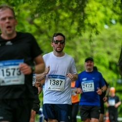 Helsinki Half Marathon - Philip Murnin (1387)