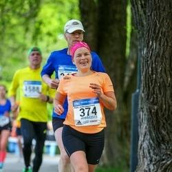 Helsinki Half Marathon - Katariina Hanski (374)