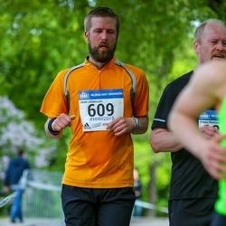 Helsinki Half Marathon - Jonni Johansson (609)