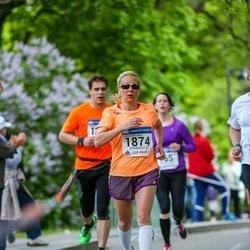 Helsinki Half Marathon - Jaana Romi (1874)