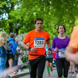 Helsinki Half Marathon - Miika Mankila (1283)