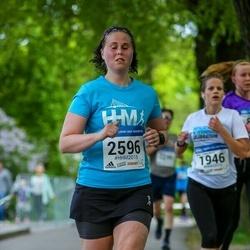 Helsinki Half Marathon - Johanna Hedvik (2596)