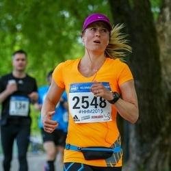 Helsinki Half Marathon - Anu Ahde (2548)