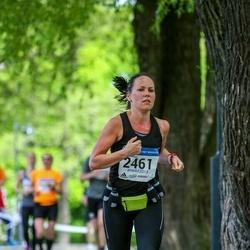 Helsinki Half Marathon - Outi Viljamaa (2461)