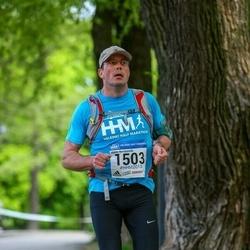 Helsinki Half Marathon - Mikko Norrkniivilä (1503)