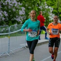 Helsinki Half Marathon - Katri Nieminen (1473)