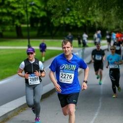Helsinki Half Marathon - Kristian Torkkel (2276)