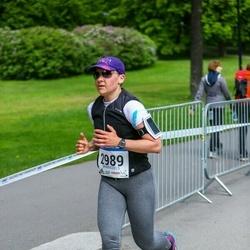 Helsinki Half Marathon - Anu Syväpuro (2989)