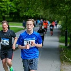 Helsinki Half Marathon - Ulla Karhumaa (717)