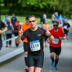 Helsinki Half Marathon - Raimo Tähkä (2316)