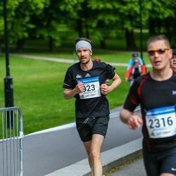 Helsinki Half Marathon - Iiro Kotiranta (923)