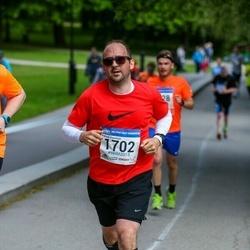 Helsinki Half Marathon - Patrick Pinomaa (1702)