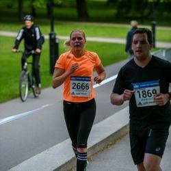 Helsinki Half Marathon - Laura Koivula (2666)