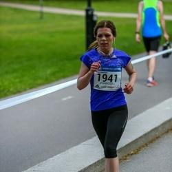 Helsinki Half Marathon - Maija Saarman (1941)