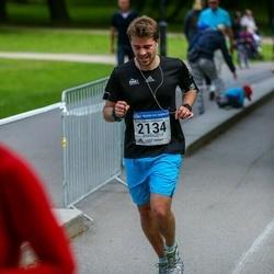 Helsinki Half Marathon - Oscar Subirats Kärkkäinen (2134)