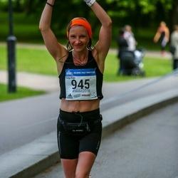 Helsinki Half Marathon - Katja Kujo (945)