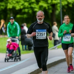 Helsinki Half Marathon - Fredrik Wagnström (2351)