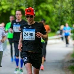 Helsinki Half Marathon - Niko Votkin (2490)
