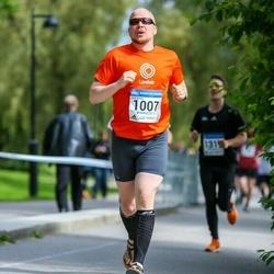 Helsinki Half Marathon - Jussi Köhler (1007)
