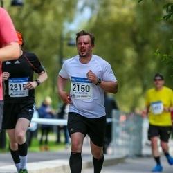 Helsinki Half Marathon - Timo Suomalainen (2150)
