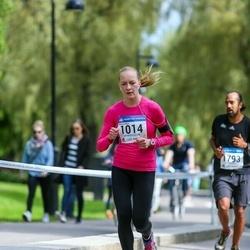 Helsinki Half Marathon - Minna Laakso (1014)