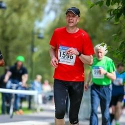 Helsinki Half Marathon - Manu Paasolainen (1596)