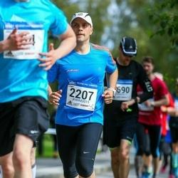 Helsinki Half Marathon - Tarmo Tanner (2207)