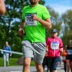 Helsinki Half Marathon - Jeremias Kangas (702)