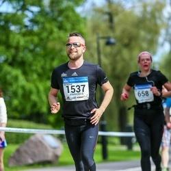 Helsinki Half Marathon - Kim Nylund (1537)