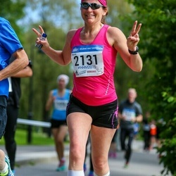 Helsinki Half Marathon - Karin Strebel (2131)