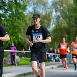 Helsinki Half Marathon - Fredrik Kontinen (868)