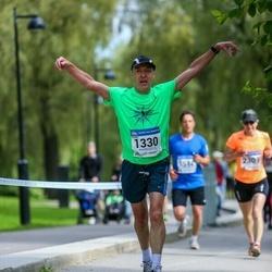 Helsinki Half Marathon - Dennis Mckeag (1330)