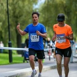 Helsinki Half Marathon - Kimmo Nuora (1514)