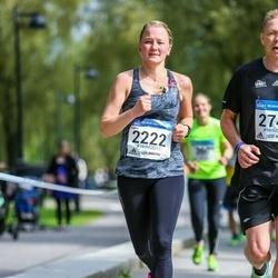 Helsinki Half Marathon - Hanna Teivainen (2222)