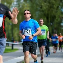 Helsinki Half Marathon - Mikko Luostarinen (1228)