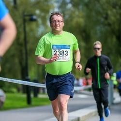 Helsinki Half Marathon - Tuomas Valmari (2383)