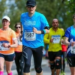 Helsinki Half Marathon - Kari Paakkinen (1587)